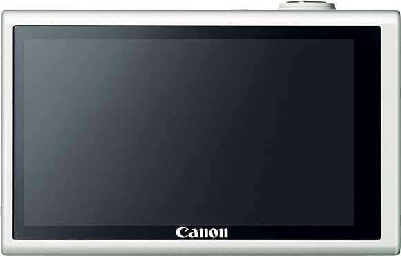 Canon PowerShot ELPH 530 HS Back View