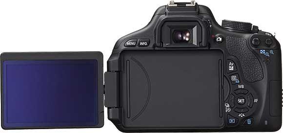 Canon EOS T3i / 600D