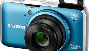 Canon SX230 HS Review @ Camera Labs   Photoxels