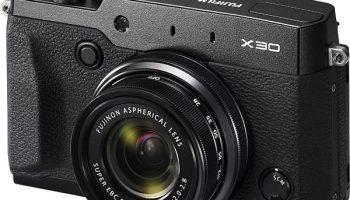 Fujifilm X30 – Photoxels