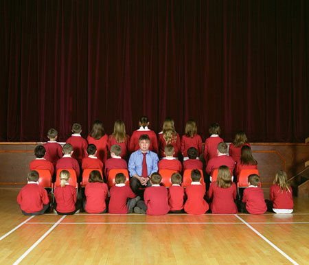 Class Portraits. Photo courtesy of Samantha Harvey and Anna Louise Brooks