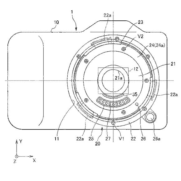Nikon Patent for a Compact Mirrorless DSLR
