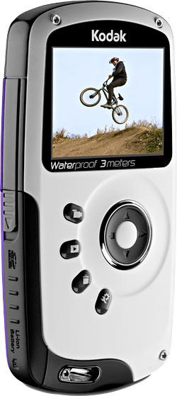 Kodak PLAYSPORT HD Waterproof Video Camera