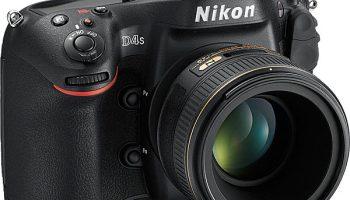 Nikon D4S Camera Firmware Update Version 1 30 (2015-11-26