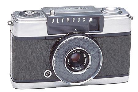 Aug. 1961 - Olympus PenEE