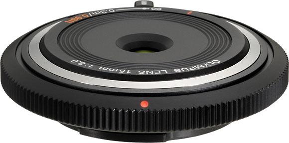 Olympus BCL-15 f8.0 Body Cap Lens