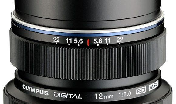 Olympus Limited Edition M.ZUIKO DIGITAL ED 12mm f2.0 in Black