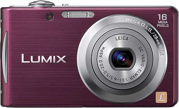 Panasonic Lumix DMC-FH5 / FS18