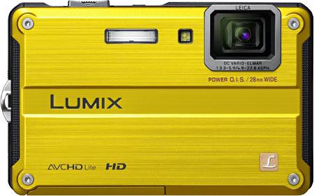 Panasonic Lumix DMC-TS2 / FT2