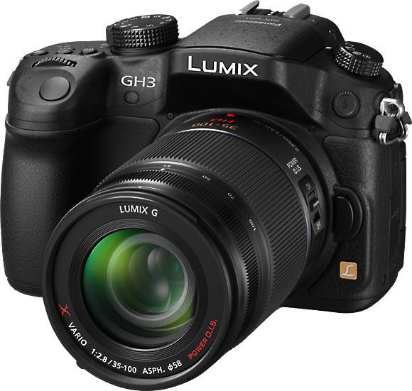 European Photo-Video Camera 2013-2014: Panasonic LUMIX DMC-GH3