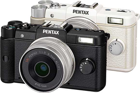 Pentax Q Interchangeable Lens Camera