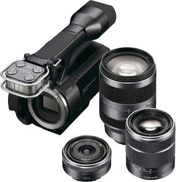 Sony Handycam NEX-VG10