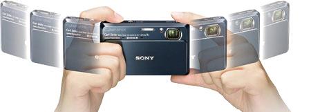 Sony Cyber-shot DSC-TX7 Sweep Panorama