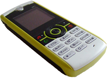 (Green) Cell Phone