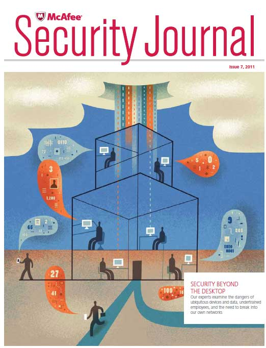 """""""McAfee Security Journal: Security Beyond the Desktop"""" Examines Threat Landscape"""