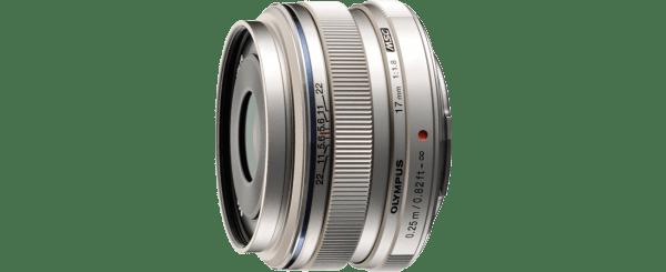 M.ZUIKO® DIGITAL 17mm f1.8 Lens
