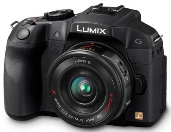Panasonic LUMIX DMC-G6 (G6)