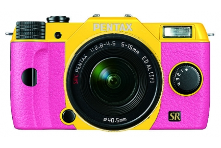 PENTAX Q7 digital interchangeable lens camera