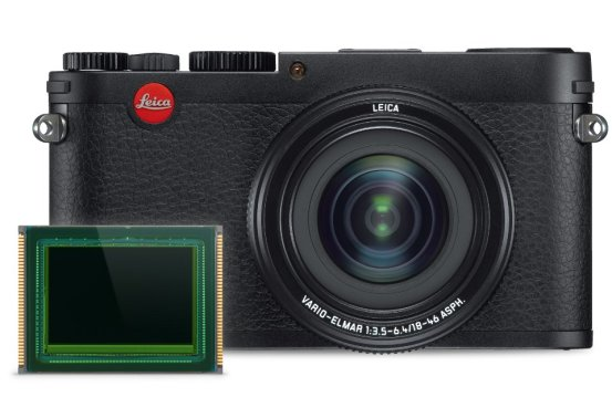 Leica X Vario with Large, APS-C Format, CMOS Image Sensor and a Zoom Lens