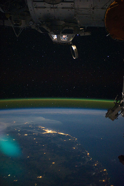Photo: International Space Station Imagery (ISS028-E-050185; 15 Sept. 2011).