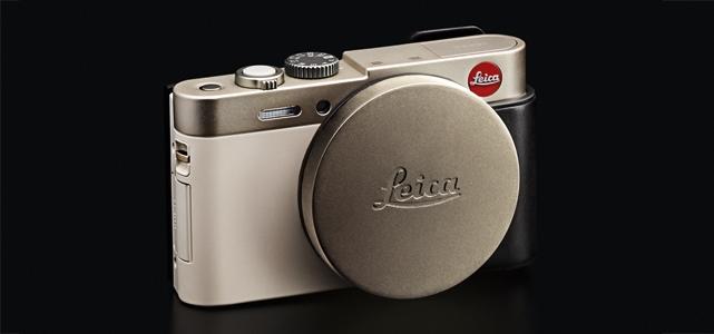 Leica C-Snap: Snap case, light gold.