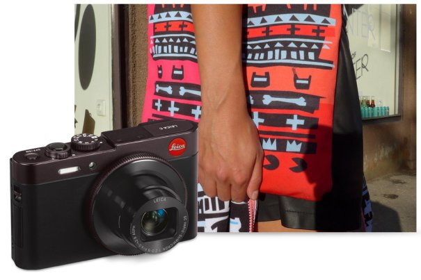 Leica C camera has a burst rate of up to ten frames per second in continuous shooting mode.