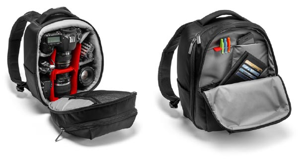 Manfrotto Advanced Gear Backpacks