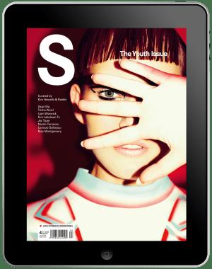 s-app on ipad_