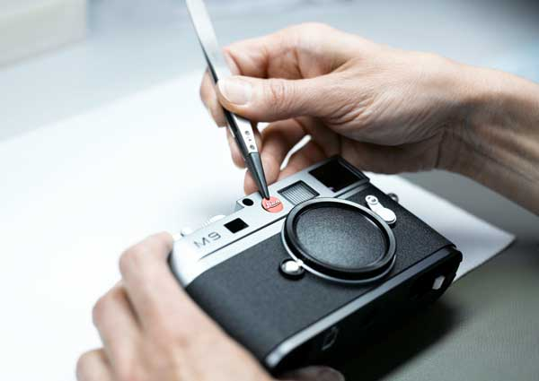 Leica Camera Production