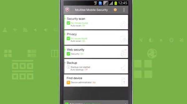 McAfee Mobile Security is now available at no cost