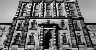 Photo credit: Don Jail, 1987, Nir Bareket, City of Toronto Archives, Fonds 1243, Series 1216, item 86.