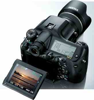 pentax 645 tiltable lcd monitor 300 size