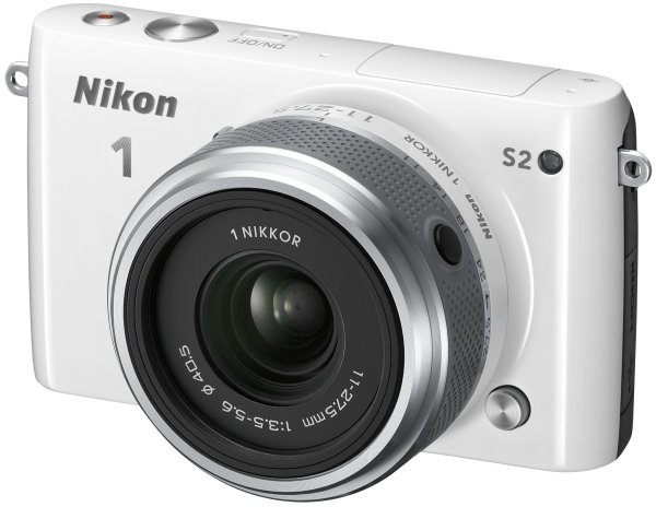 Nikon 1 S2 with the 1 NIKKOR 11-27.5mm f/3.5-5.6 lens