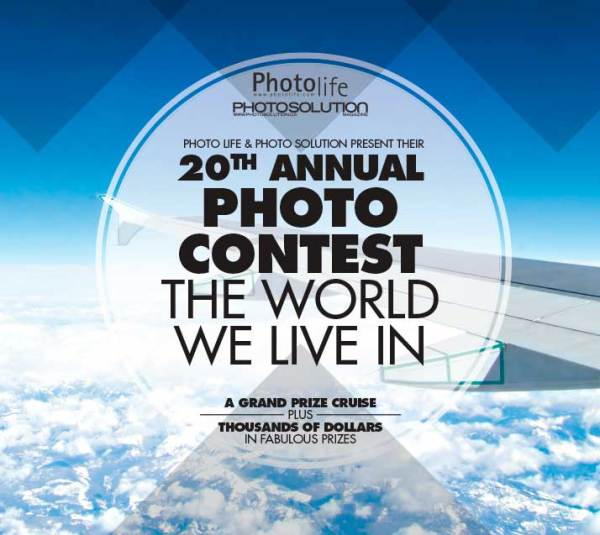 22 Prizes: More than $40,000 in fabulous prizes, including the latest photo equipment and a cruise to St-Pierre-et-Miquelon!