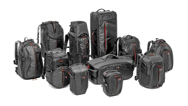 Manfrotto: New Pro Light Bag Collection