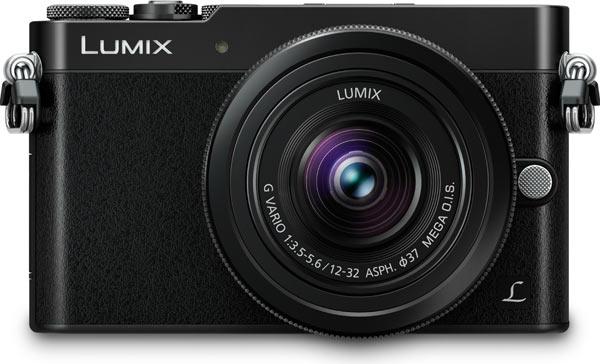 Panasonic LUMIX DMC-GM5, black