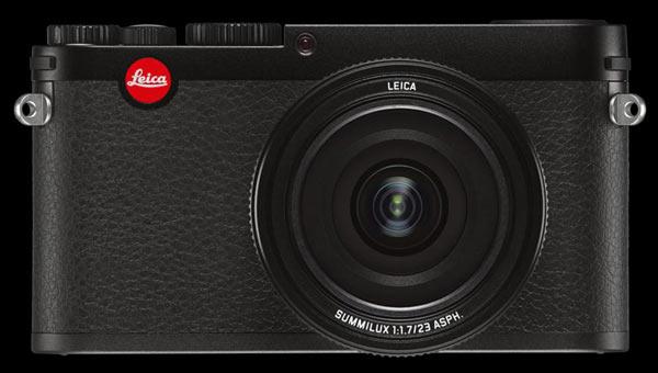 Leica X, black