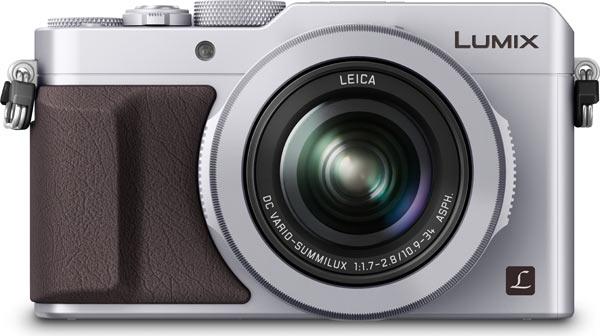 Panasonic LUMIX DMC-LX100 with F1.7 LEICA DC VARIO-SUMMILUX lens