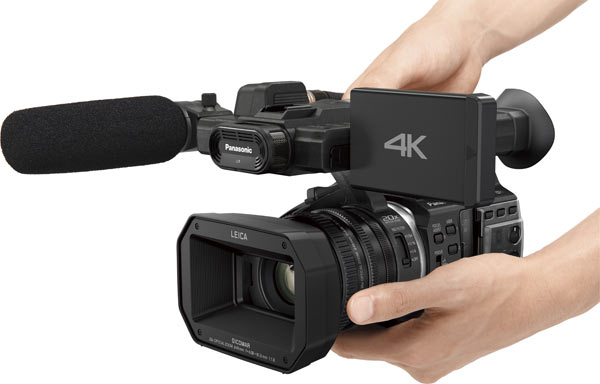 Panasonic HC-AX1000 camcorder