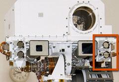 Left Navcams. Courtesy NASA/JPL-Caltech.