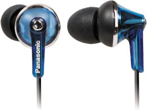 Panasonic RP-TCM190 Stereo Earphones for Mobile Phones