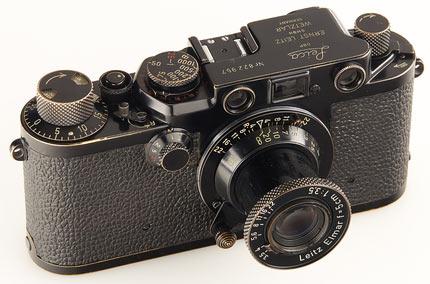 WestLicht Auction Leica IIIF Black