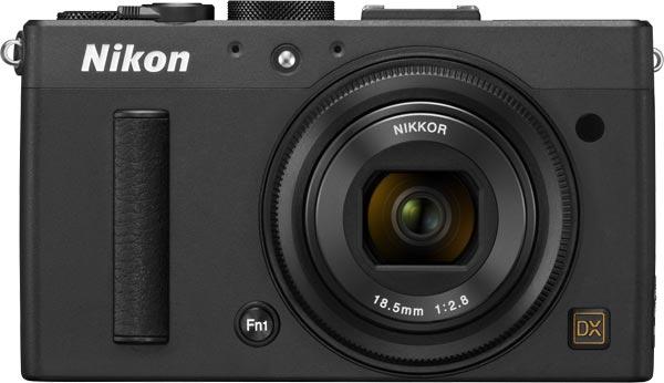 Nikon COOLPIX A, black