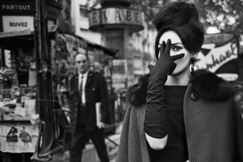 Photo: Christer Strömholm. Nana, Place Blanche, Paris 1961, © Christer Strömholm/Strömholm Estate, 2014