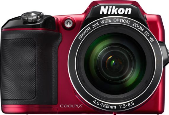 COOLPIX L840, red