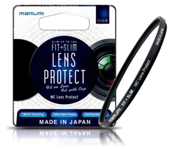Marumi FIT + SLIM Series: MC Lens Protect