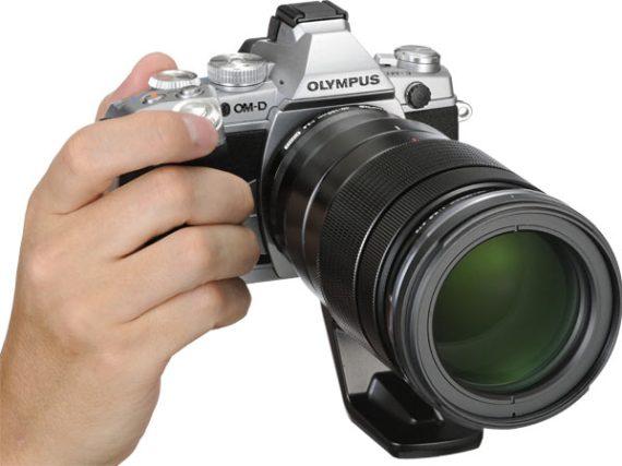 Olympus OM-D E-M1, silver
