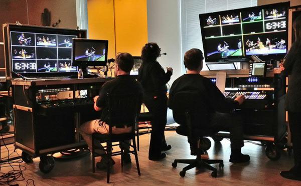 Broadcast Center Operations: NJPAC image