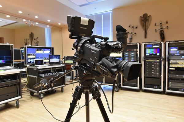 Camera Equipment: NJPAC image