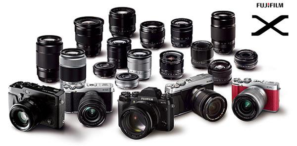 Fujifilm X-Series cameras